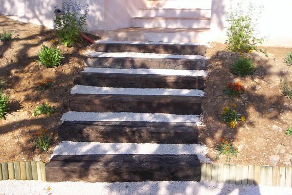 Preview for Escalier traverse